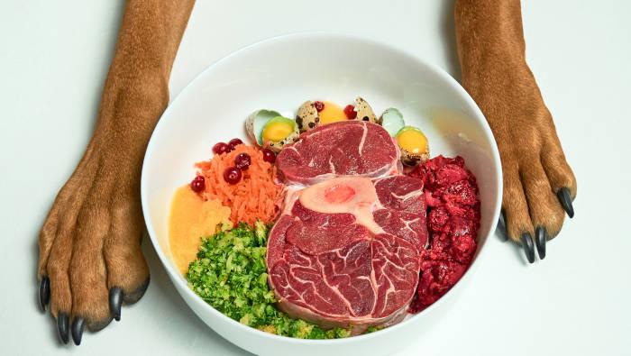 BARF - Biologisches artgerechtes rohes Futter - besser als so manche Menschenernährung