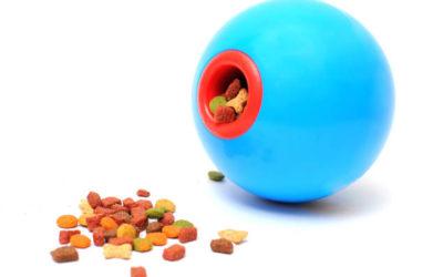 Futterball für Hunde