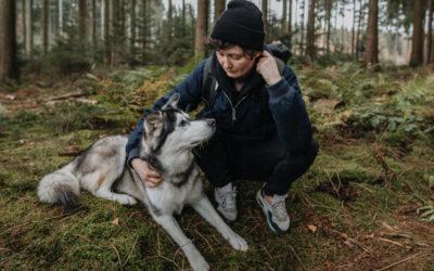 Mit Hund lebt es sich gesund